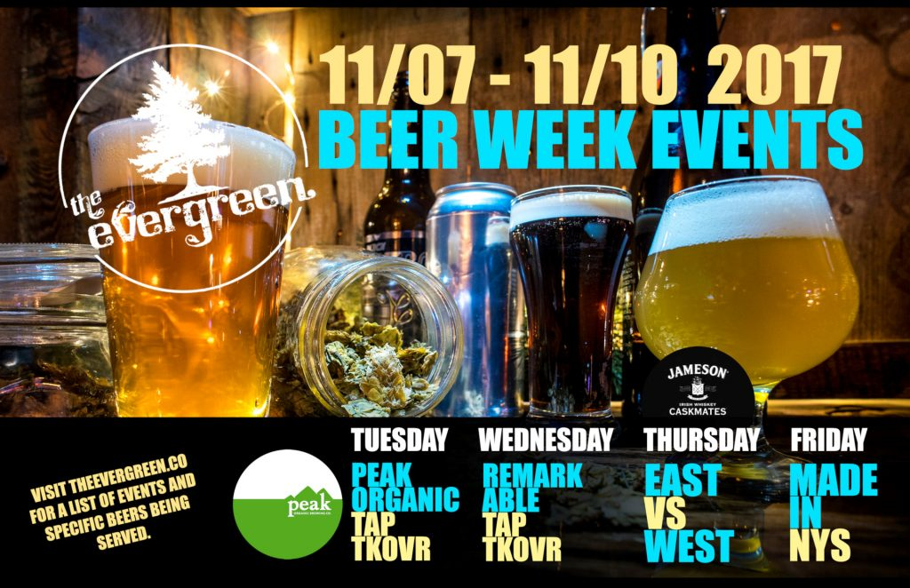 Syracuse Beer Week